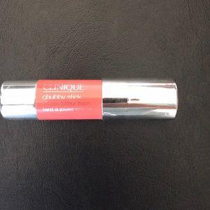 Clinique chubby stick cheek color balm rhubarb